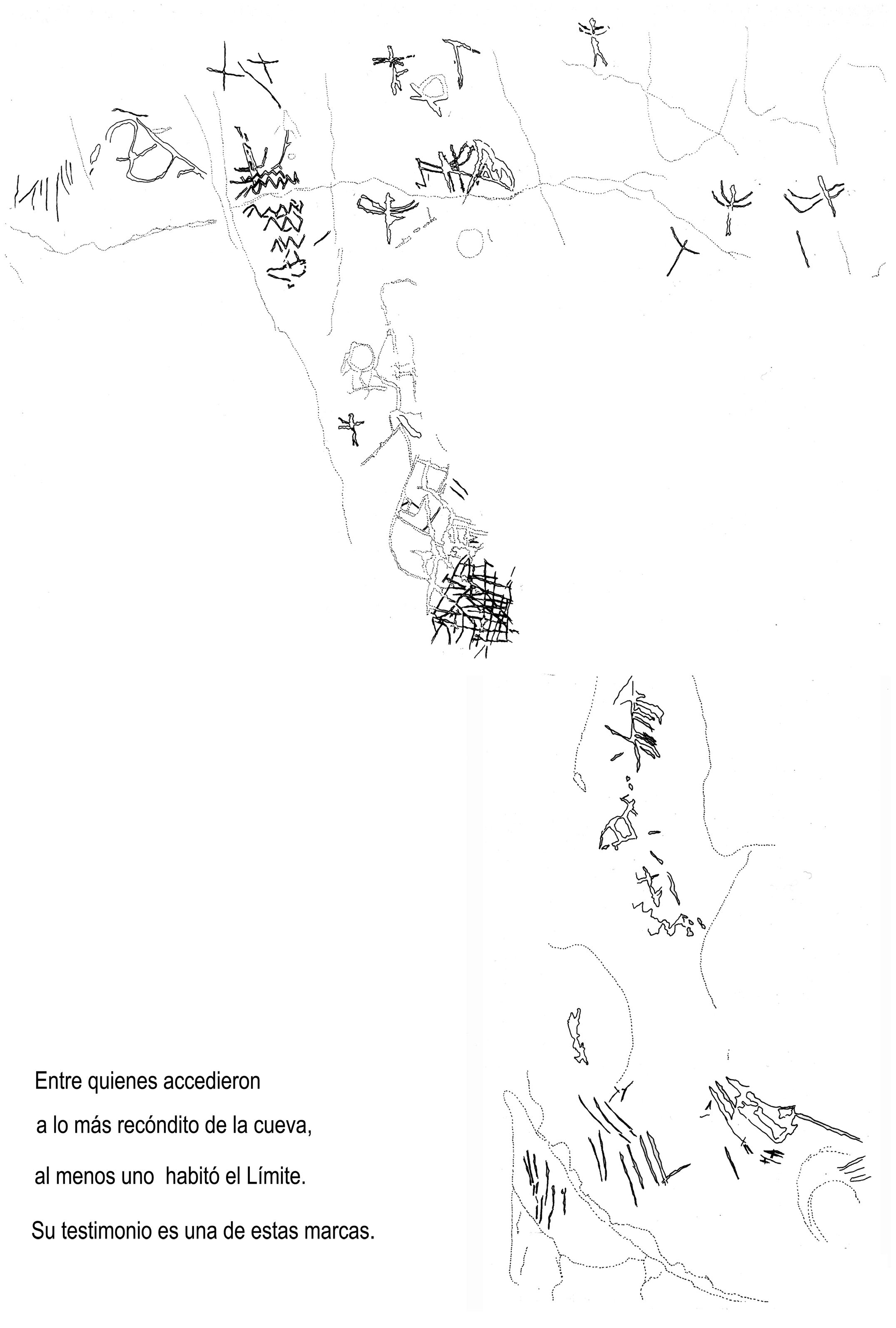 Cueva Maja, panel R